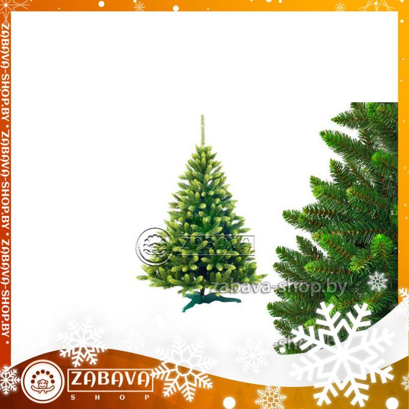 Ель (елка) искусственная Канадская с зелёными концами