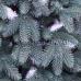 Ель (ёлка) искусственная Премиум голубая PE 1,2 метра
