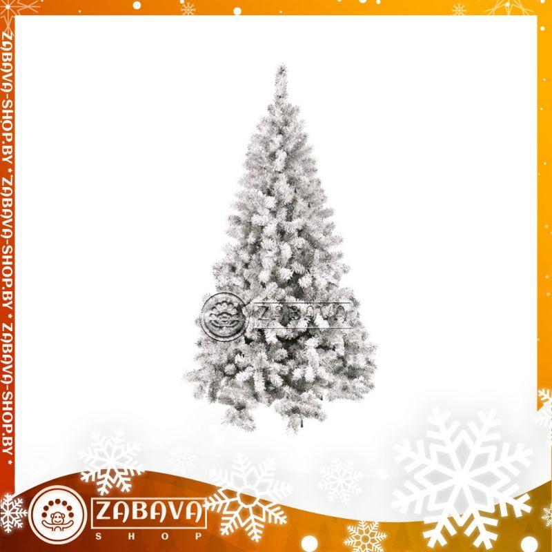 Ель (елка) искусственная Оливия Заснеженная 1,5 метра