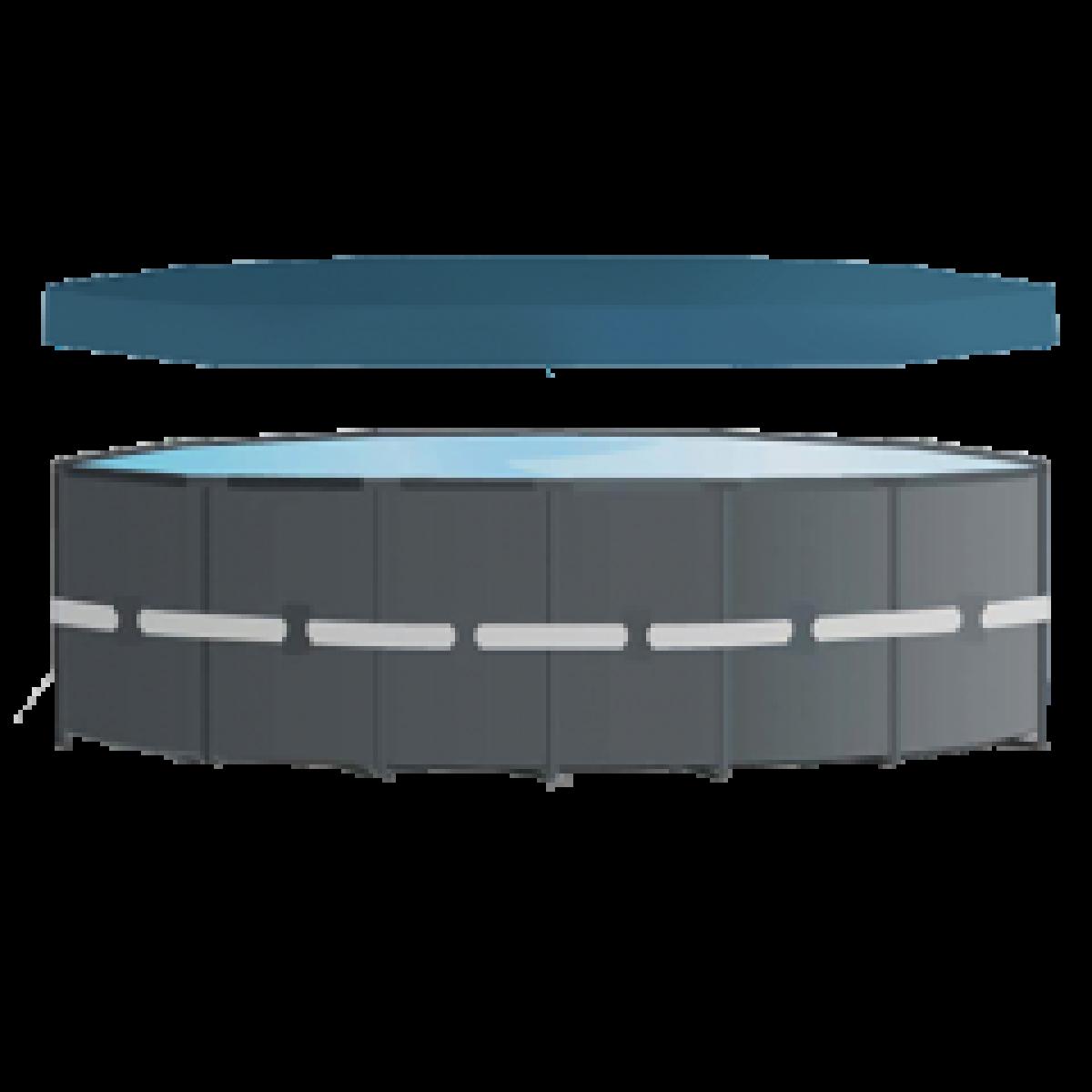 Тент для бассейна intex
