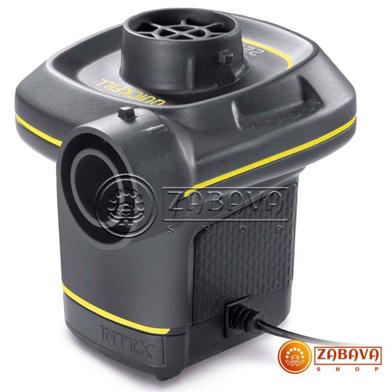Насос электрический универсальный Intex 66634 12В/220В