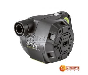 Насос электрический с аккумулятором Intex 66642 12В/220В