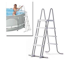 Лестница Intex 28076 для бассейнов высотой до 122 см