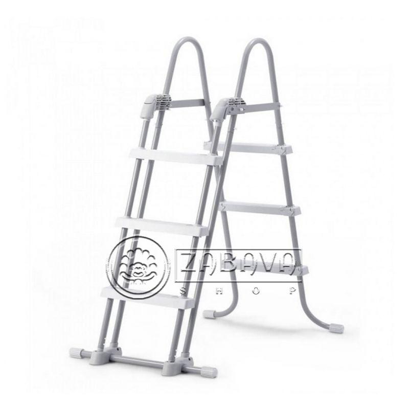 Лестница Intex 28075 для бассейнов высотой до 107 см