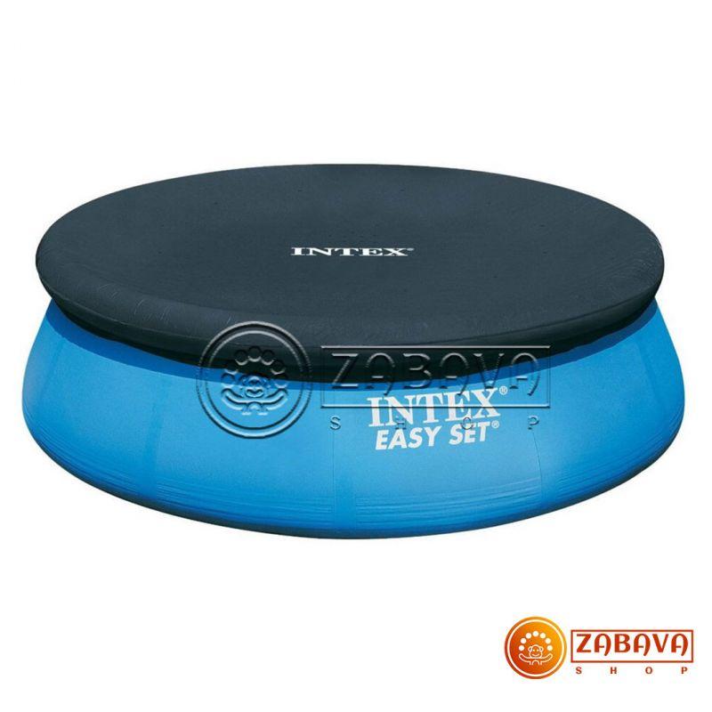 Тент для надувных бассейнов 244 см Intex 28020