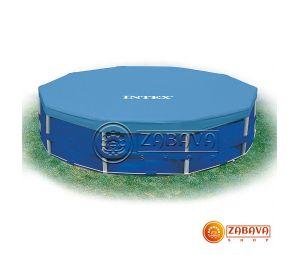 Тент для каркасных бассейнов 457 см Intex 28032