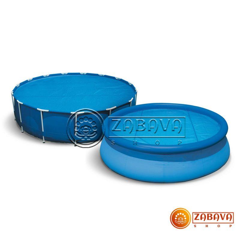 Обогревающий тент для бассейнов 244 см Intex 29020