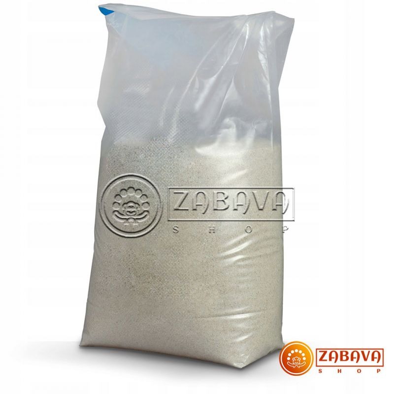 Кварцевый песок для фильтров бассейна 25 кг