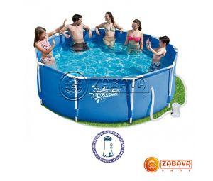 Бассейн каркасный Summer Escapes Р20-1042-A 305 х 107 см