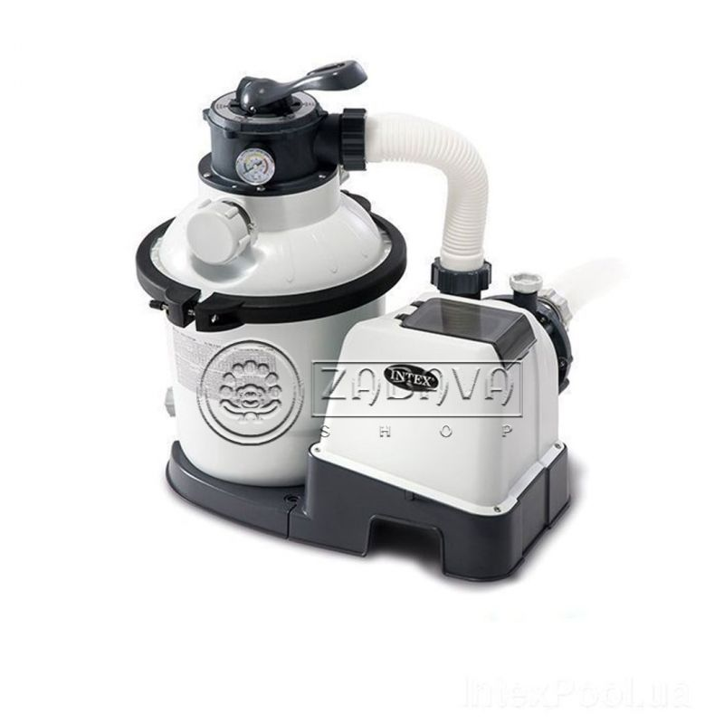 Песочный фильтр-насос Intex 26644 (4500 л/ч)