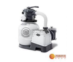 Песочный фильтр-насос Intex 26646 (7900 л/ч)