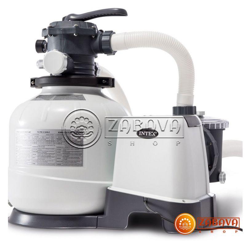 Песочный фильтр-насос Intex 26648 (10500 л/ч)
