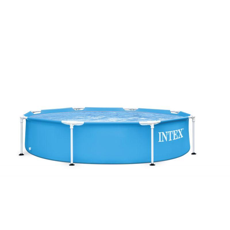 Бассейн каркасный Intex 28205NP Metal Frame 244x51 см