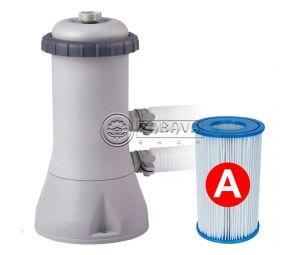Картриджный фильтр - насос Intex 28604 (2006 л/ч)
