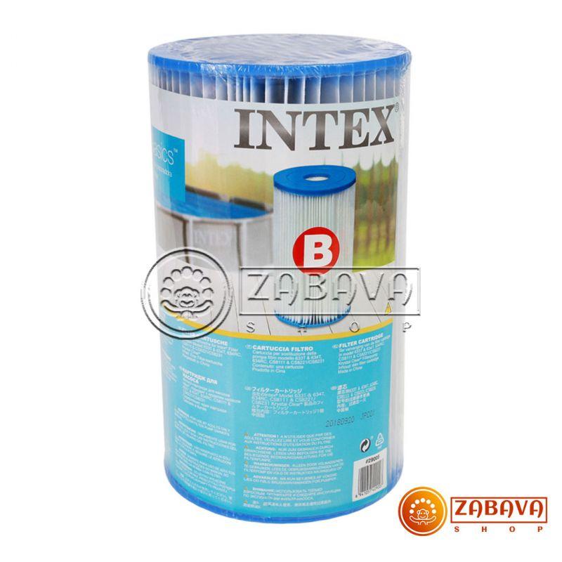 """Картридж типа """"B"""" для фильтр-насосов Intex 29005"""