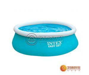 Надувной бассейн Intex 28101 Easy Set 183x51 см