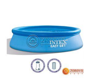Надувной бассейн Intex 28122 (56920) Easy Set 305x76 см