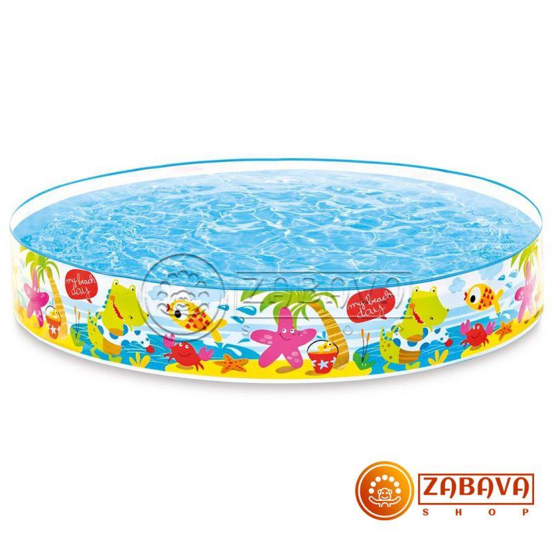 Детский бассейн Intex 56451 Приятели 152х25 см