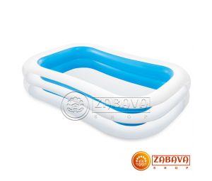 Надувной бассейн Intex 56483 Семейный 262x175x56 см