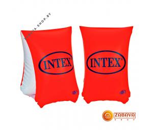 Нарукавники надувные Intex Deluxe 30x15 см 58641NP, 6-12 лет