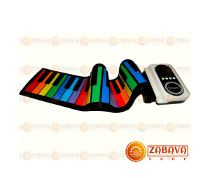 Гибкое пианино Solozar 37 клавиш