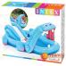 Детский надувной игровой центр Intex 57150 Бегемот