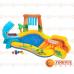 Детский надувной игровой центр Intex 57444 Dinosaur Play Center