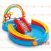 Детский надувной игровой центр Intex 57453 Rainbow Ring Play Center