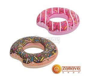 Надувной круг BestWay 36118 Пончик