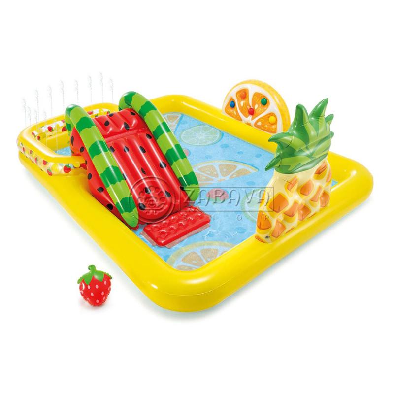 Детский игровой центр-бассейн Intex 57158