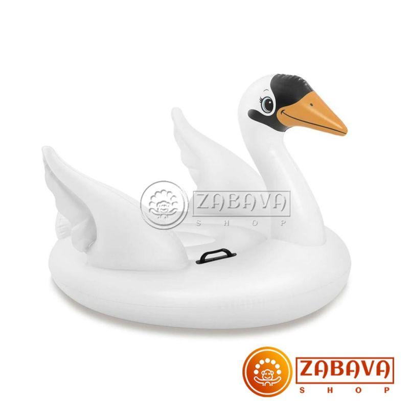 Надувной матрас-плот Intex 57557 Большой Лебедь