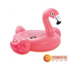 Надувной матрас-плот Intex 57558 Фламинго
