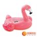 """Надувной матрас-плот Intex 57558 """"Фламинго"""" 142 х 137 х 97 см, от 3 лет"""