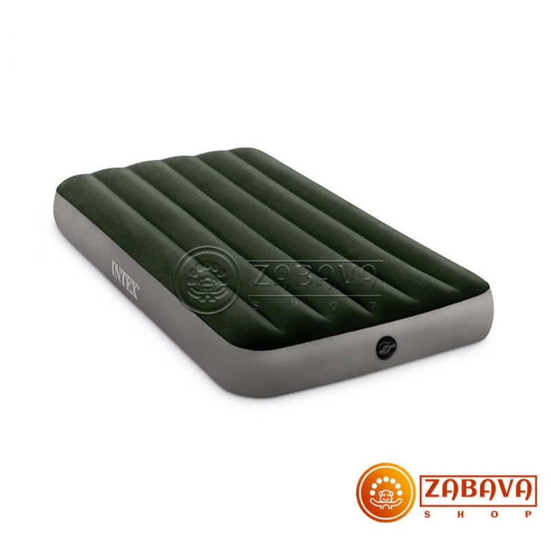 Надувной матрас Intex Prestige Downy Airbed 64107 - 99 x 191 x 25 см (без насоса)