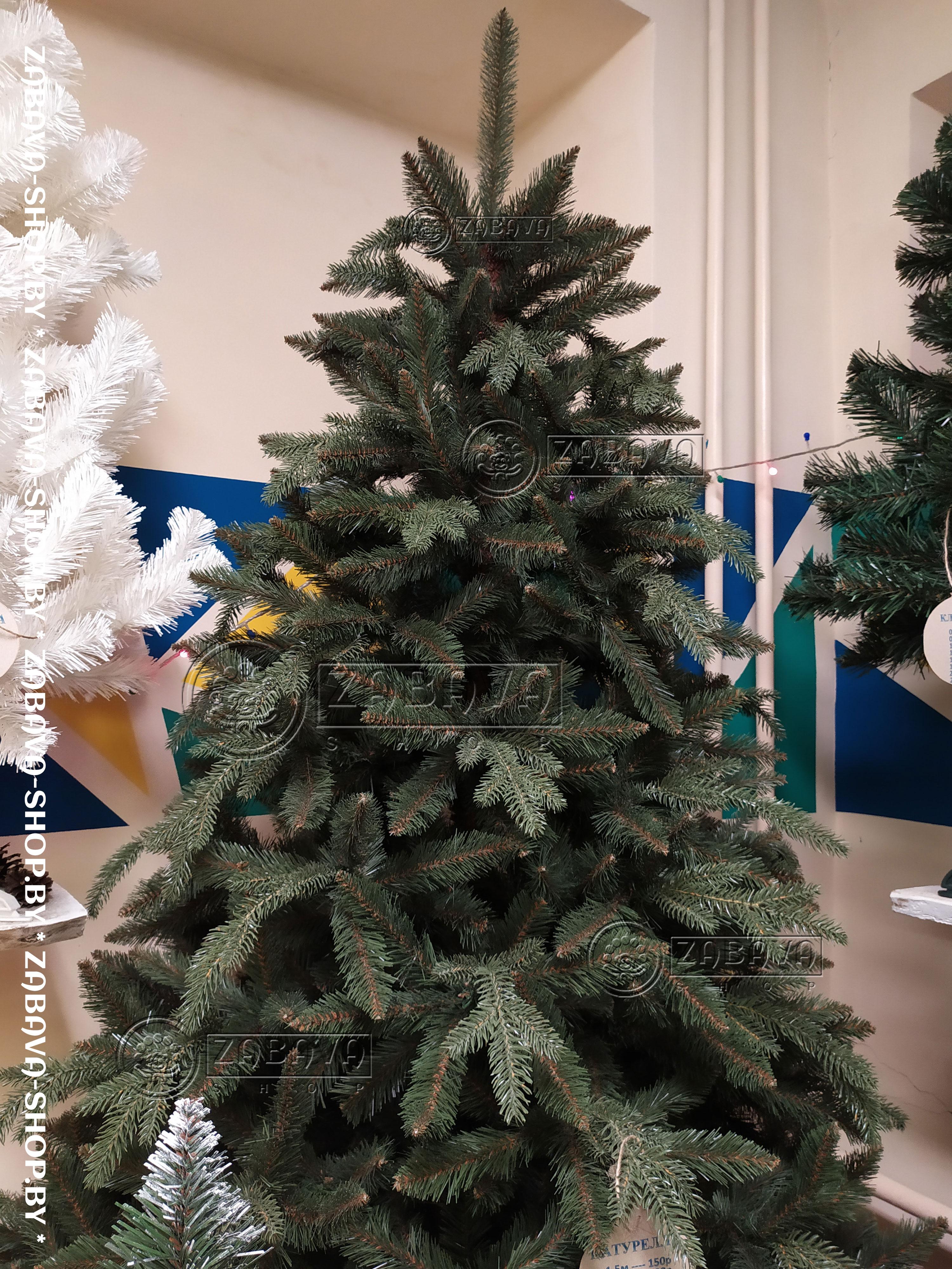 Ель (елка) искусственная Натурелли 1,5 метра
