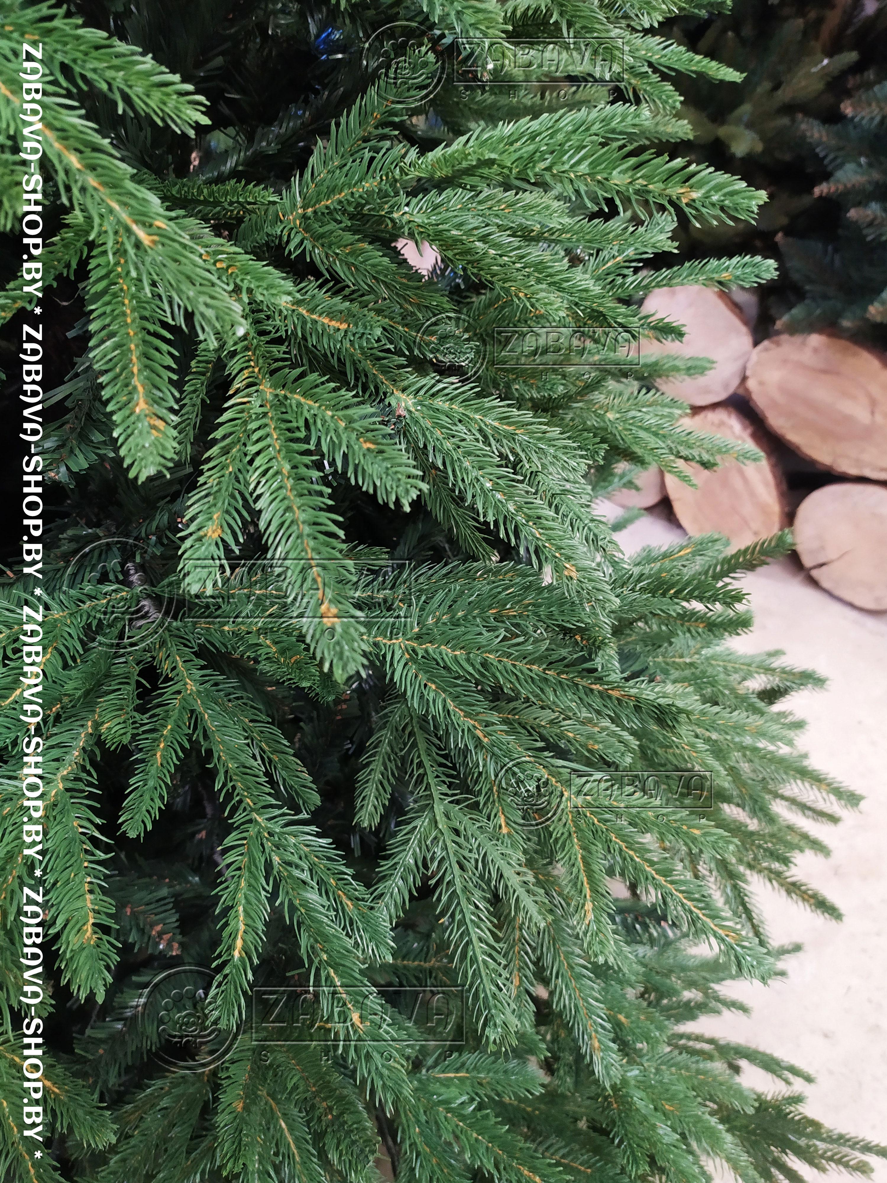 Ель (ёлка) искусственная Verona 2,4 метра - ветви